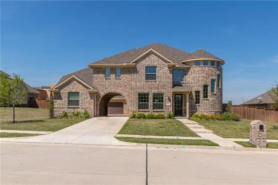 Keller Single Family Home For Sale: 517 Silver Chase Drive