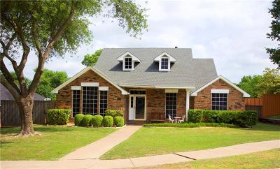Rowlett Single Family Home Active Option Contract: 1505 Patty Circle