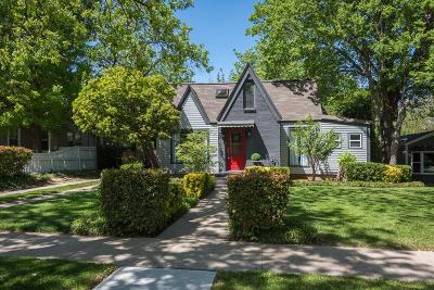 Fort Worth Single Family Home For Sale: 5024 Calmont Avenue