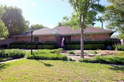 Mesquite Single Family Home For Sale: 1645 Stroud Lane