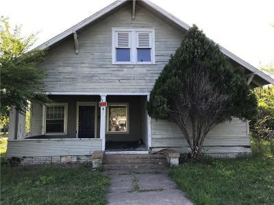 Sherman Single Family Home For Sale: 1302 N Harrison Avenue