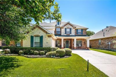 Denton Single Family Home For Sale: 4207 Boxwood Drive