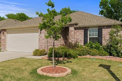 Little Elm Single Family Home For Sale: 1713 Megan Creek Drive