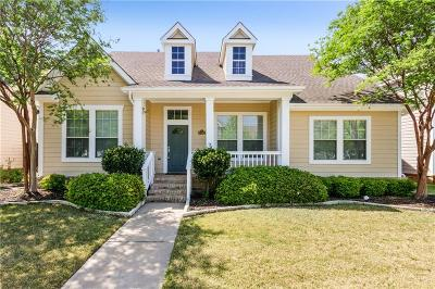 North Richland Hills Single Family Home Active Option Contract: 8512 Hudson Street