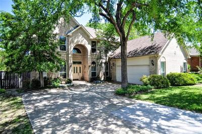 Dallas Single Family Home For Sale: 18727 Rembrandt Terrace