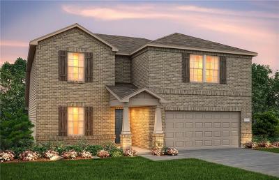 Aubrey Single Family Home For Sale: 1804 Vernon Drive