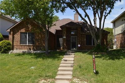 Carrollton Single Family Home For Sale: 1117 Holly Drive