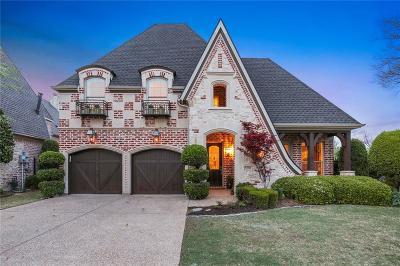 Frisco Single Family Home For Sale: 5598 Foard Drive
