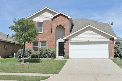 Fort Worth Residential Lease For Lease: 6917 Meadow Way Lane