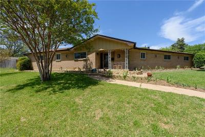 North Richland Hills Single Family Home Active Option Contract: 4809 Blaney Avenue