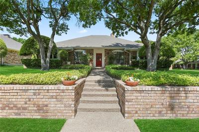 Richardson Single Family Home For Sale: 1911 Chestnut Hill Lane