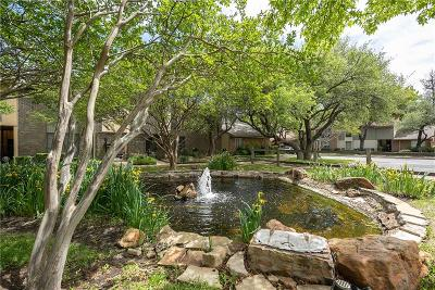 Dallas Townhouse For Sale: 12502 Fireglow Walk Avenue