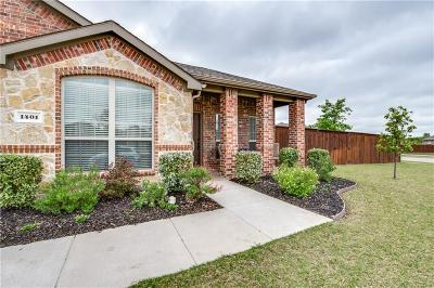 Celina Single Family Home For Sale: 1401 Bounds Lane