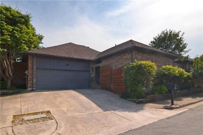 Single Family Home For Sale: 6214 Twin Oaks Circle