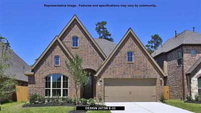 McKinney Single Family Home For Sale: 8633 Lake Arrowhead Trail