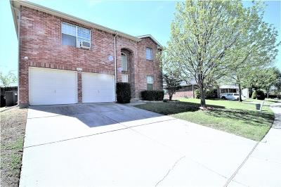 Little Elm Single Family Home For Sale: 432 Longshore Drive