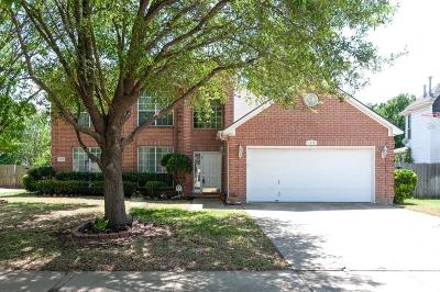 Keller Single Family Home For Sale: 1510 Wayside Drive