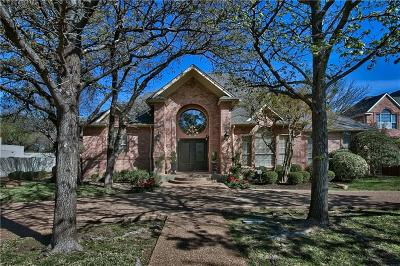 Arlington Single Family Home Active Option Contract: 1205 Rocky Canyon Road
