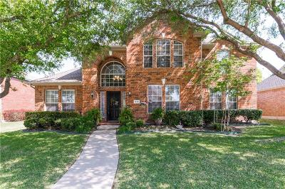 Allen Single Family Home For Sale: 1228 Edgewood Lane