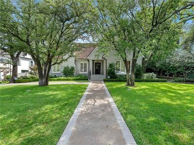 Burleson, Joshua, Alvarado, Cleburne, Keene, Rio Vista, Godley, Everman, Aledo, Benbrook, Mansfield, Grandview, Crowley, Fort Worth, Keller, Euless, Bedford, Saginaw Single Family Home For Sale: 505 Alta Drive