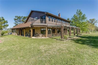 Poolville Farm & Ranch For Sale: 9830 W Highway 199 Highway
