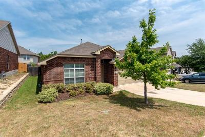 Single Family Home For Sale: 5821 Water Ridge Court