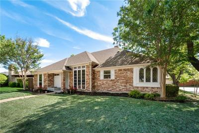 Dallas Single Family Home For Sale: 12614 Whispering Hills Drive