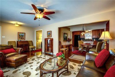 Dallas Condo For Sale: 5829 E University Boulevard #5829B