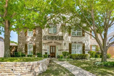 Coppell Single Family Home For Sale: 116 Ripplewood Cove