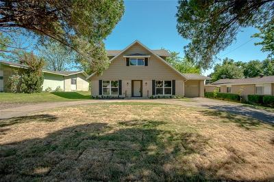 Richardson Single Family Home For Sale: 915 Greenbriar Lane