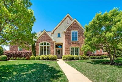 Southlake Single Family Home For Sale: 600 Bordeaux Drive