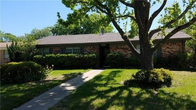 McKinney Single Family Home Active Option Contract: 1302 N Morris Street