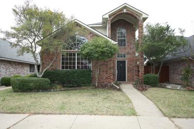 Coppell Residential Lease For Lease: 549 Raintree Circle