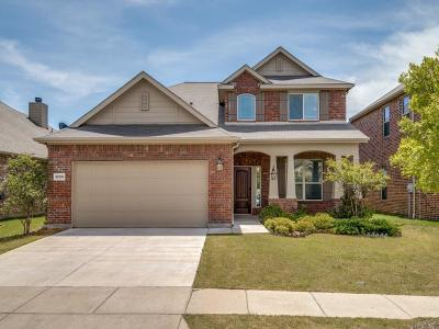 Prosper Single Family Home For Sale: 16336 Toledo Bend Court