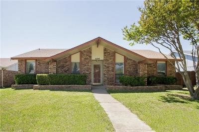 Plano Single Family Home For Sale: 3309 John Muir Court
