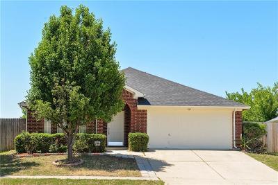 Arlington Single Family Home For Sale: 707 Ponselle Drive