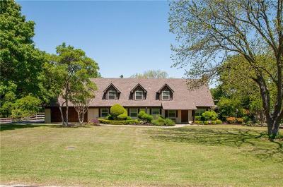 Hudson Oaks Single Family Home For Sale: 219 Live Oak Drive