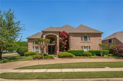 Flower Mound Single Family Home For Sale: 4601 Crown Knoll Circle