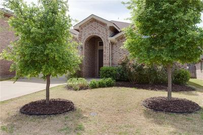 McKinney Single Family Home For Sale: 609 Osage Drive