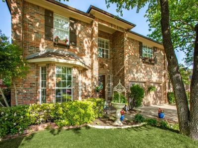 Flower Mound Single Family Home For Sale: 3901 Oak Park Drive