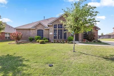 Forney Single Family Home For Sale: 405 Bardwell Way