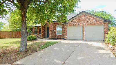 Mckinney Single Family Home For Sale: 1514 Sandy Ridge