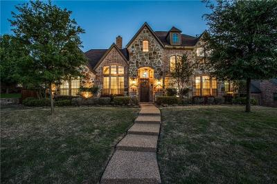 McKinney Single Family Home For Sale: 2105 Germantown