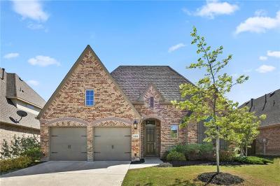 Prosper Single Family Home For Sale: 4461 Crossvine Drive