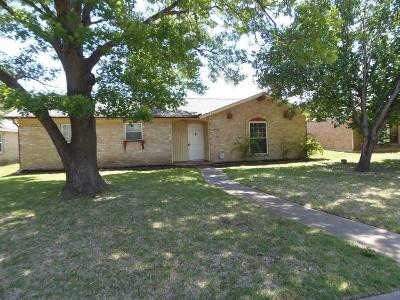 Garland Residential Lease For Lease: 2026 Tiehack Lane