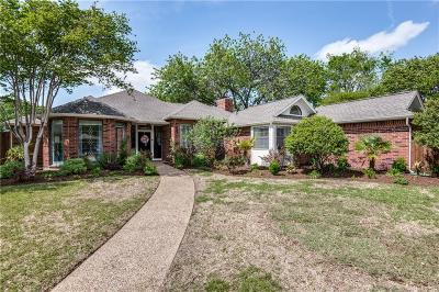 Carrollton Single Family Home For Sale: 2316 Bush Circle