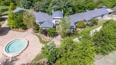 Royse City, Terrell, Forney, Sunnyvale, Rowlett, Lavon, Caddo Mills, Poetry, Quinlan, Point, Wylie, Garland, Mesquite Single Family Home For Sale: 10555 Helms Trail