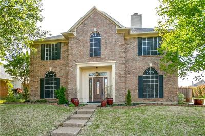 Carrollton Single Family Home For Sale: 4227 Oak Mount Drive