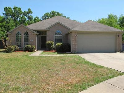 Garland Residential Lease For Lease: 6030 Blue Oak Drive
