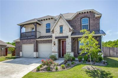Little Elm Single Family Home For Sale: 700 Water Garden Circle